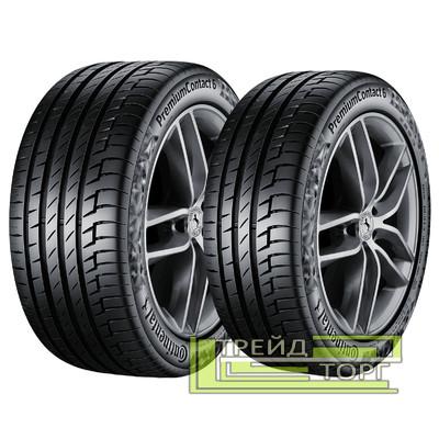 Летняя шина Continental PremiumContact 6 265/45 R21 108H XL FR AO ContiSilent