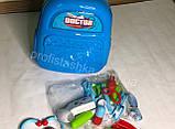 Детский набор доктора в чемодане, Игровой набор врача, медицинский набор для детей, фото 6