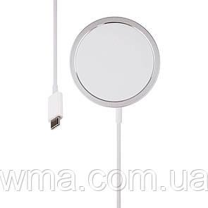 Беспроводное Зарядное Устройство MagSafe USB-C A2140 Цвет Белый
