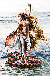 """Набор алмазной вышивки (мозаики) """"Афродита"""""""