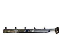 Кронштейн (Флейта) на перемычку,наклонная, 35см (5 шариков)