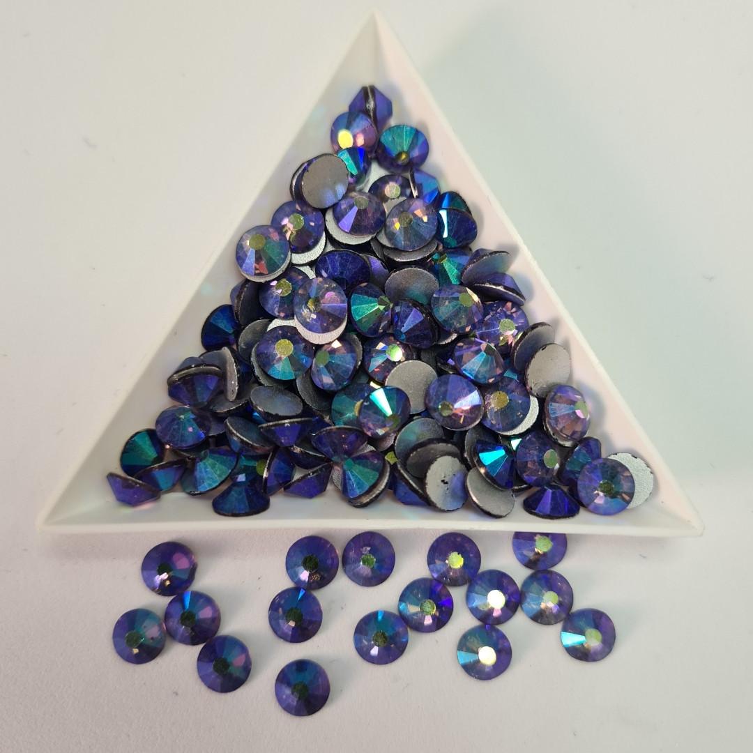 "Стрази ss16 Violet AB (4,0 мм) 100шт ""Crystal Premium"""