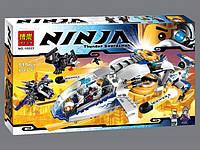 Конструктор Ninja Штурмовой Вертолет BELA 10223