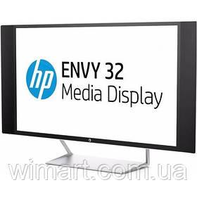 """Монітор HP Envy Діагональ екрану 32"""" роздільна здатність екрану 2560х1440, тип матриці WVA+"""