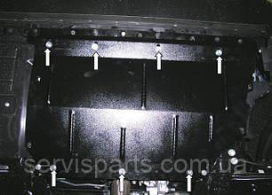 Захист двигуна Fiat Doblo 2009- (фіат Добло), фото 2
