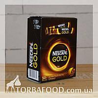 Кофе растворимый Нескафе Голд 2 грамма стик