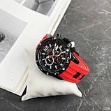 Mini Focus MF0349G Red-Black-White, фото 6
