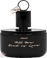 Armaf All You Need is Love 100 мл Женская туалетная вода