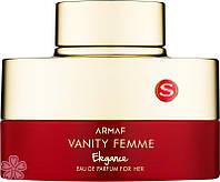 Armaf Vanity Femme Elegance 100 мл Женская туалетная вода