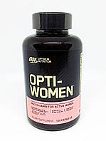 Витамины для женщин OPTI WOMEN (120 tabs)