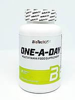Витамины BioTech ONE a DAY (100 таб)