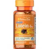 Puritan's Pride Lutein 6 mg with Zeaxanthin 200 caps