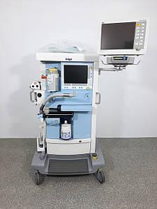 Dräger PRIMUS Infinity (2015) с испарителем и монитором пациента Наркозный аппарат