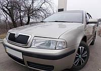 Реснички на фары Skoda Octavia Tour 1998, фото 1