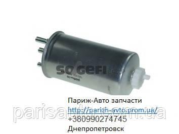 Фильтр топливный  Renault  Duster   Logan Sandero 1.5 dCi  Purflux FCS772A