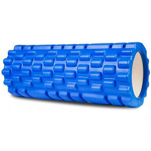 Массажный роллер Foam Roller Синий