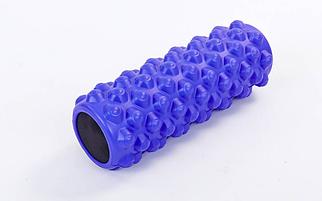 Массажный ролик Foam Roller (Thumb) FI-5714-4