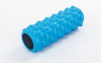 Массажный ролик Foam Roller (Thumb) FI-5714-2