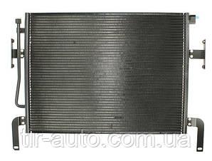 Радиатор кондиционера конденсатор Renault Kerax 97- , Premium 96- ( NRF ) 35655