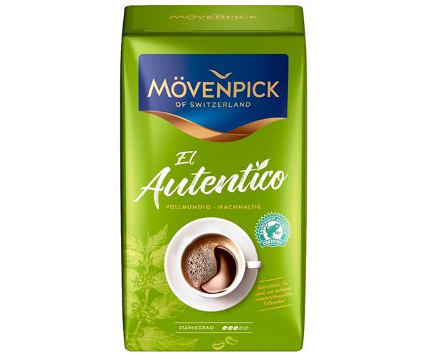 Кофе молотый Movenpick El Autentico 0,5 кг