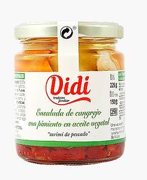 Салат из крабов Диди Didi Ensalada 225 г