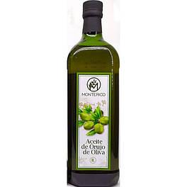 Оливковое масло MONTERICO Aceite de Orujo de Oliva Фильтрованное 1 л