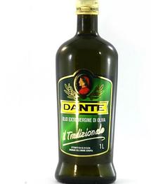 Оливковое масло DANTE Olio extra vergine di oliva Tradizionale 1 л