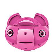 Geomag KOR Pantone Pink | Магнітний конструктор Геомаг Кор рожевий, фото 2