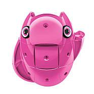 Geomag KOR Pantone Pink | Магнітний конструктор Геомаг Кор рожевий, фото 3