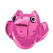 Geomag KOR Pantone Pink | Магнітний конструктор Геомаг Кор рожевий, фото 6