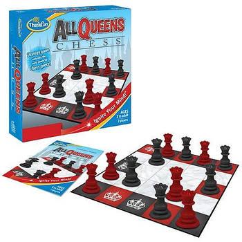 "Гра-головоломка ""Шахові королеви"" | Thіnkfun All Queens Chess"