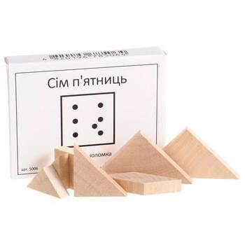 Сім п'ятниць Міні головоломка ЗАМОРОЧКА