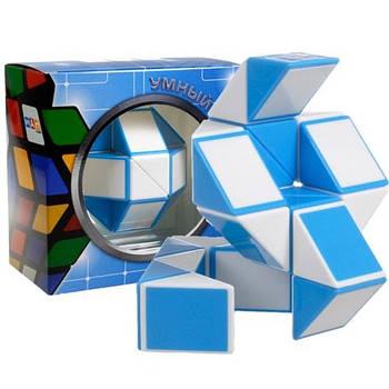 Блакитна змійка Smart Cube