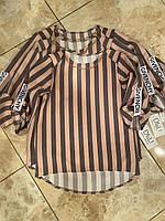Блуза для девочек, 140,146,152,158 см,  № 813-1