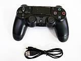 Джойстик Sony PlayStation DualShock 4 беспроводной геймпад Bluetooth, фото 5