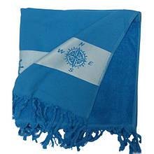 Пештемаль (полотенце) для пляжа и сауны (пр-во Узбекистан)