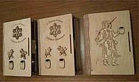 Коробка подарочная из дерева