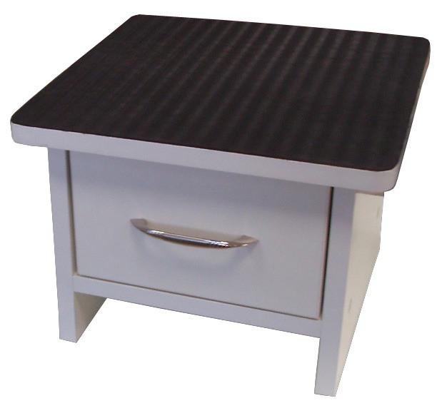 Подставка для педикюра Педикюрная тележка-подставка для педикюрной ванночки с ящиком