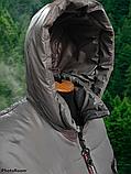 Стильна жіноча демісезонна коротка куртка SK-28, капучіно, фото 3