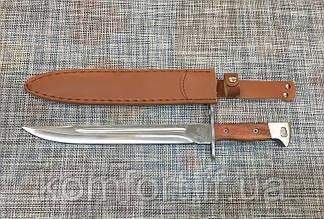 Штык нож АК-47 длина 40см / G40 с чехлом, фото 2