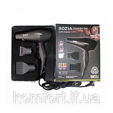 Професійний Фен для волосся Rozia HC-8507, 2000Вт, 2 швидкості, 3 режими нагріву, фото 2