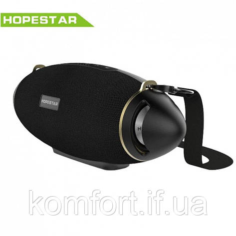 Портативна акустична стерео колонка Hopestar H20+, фото 2