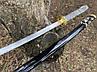 Самурайский меч катана  взлетающий дракон  на подставке с, фото 8