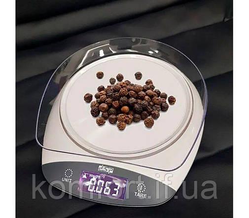 Электронные кухонные весы DSP KD7003, фото 2