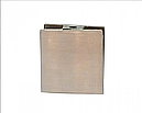 Стеклодержатель HDL-721 СТЕНА-СТЕКЛО (нержавейка) матовый, фото 2