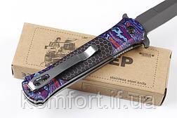 Карманный складной нож Jeep DA145 / АК-211 (20 см), фото 2