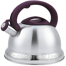 Чайник зі свистком UNIQUE UN-5305 3,5 л, фото 2