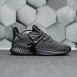 Adidas Alphabounce Instinct Grey (Сірі), фото 3