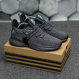 Adidas Alphabounce Instinct Grey (Сірі), фото 6