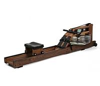 Гребной тренажер для дома водяной кардиотренажер для занятия спортом Fit-On Row Walnut M5 орех.